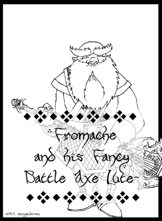 Bard Card - Fromache