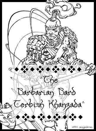 Bard Card - Khanzada