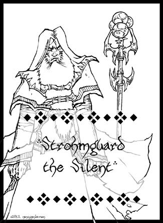 Bard Card - Strohmguard